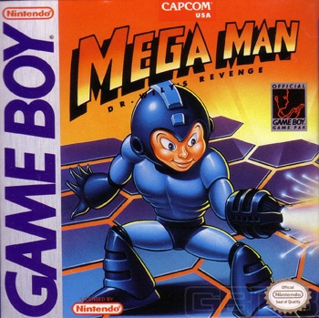 The Game Boy Database - Mega Man: Dr. Wily's Revenge