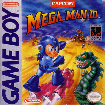 The Game Boy Database - Mega Man III