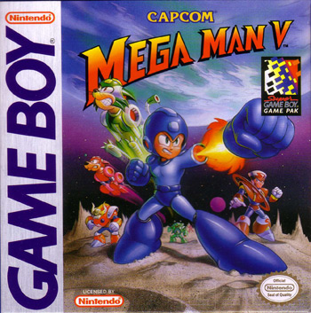 The Game Boy Database - Mega Man V