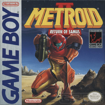 The Game Boy Database - Metroid II: Return of Samus