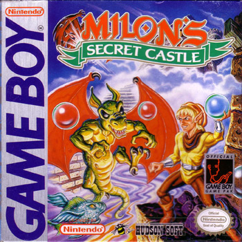 The Game Boy Database - Milon's Secret Castle