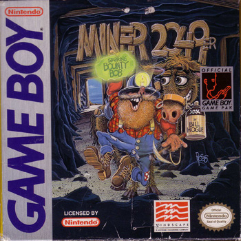 The Game Boy Database - Miner 2049er