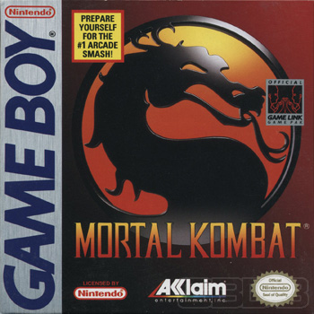 The Game Boy Database - Mortal Kombat