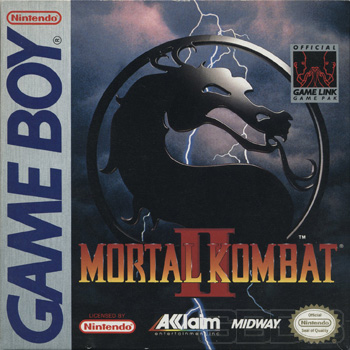 The Game Boy Database - Mortal Kombat II