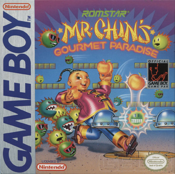 The Game Boy Database - Mr. Chin's Gourmet Paradise
