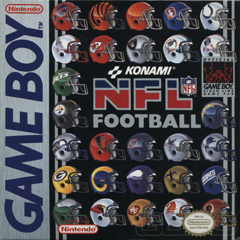 The Game Boy Database - NFL Football