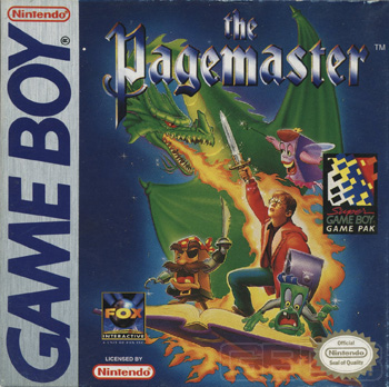 The Game Boy Database - Pagemaster, The