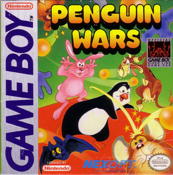 The Game Boy Database - Penguin Wars