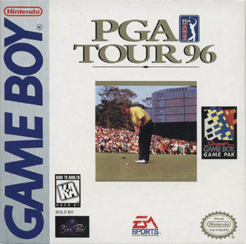 The Game Boy Database - PGA Tour '96