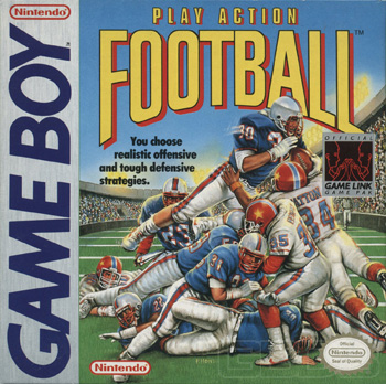 The Game Boy Database - Play Action Football