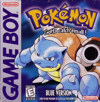 The Game Boy Database - Pokémon: Blue Version