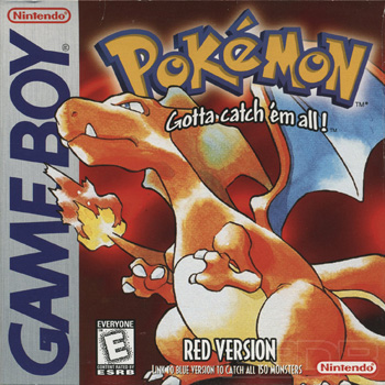 The Game Boy Database - Pokémon: Red Version