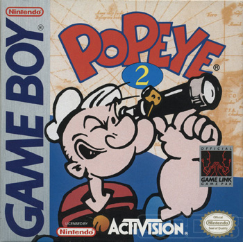 The Game Boy Database - Popeye 2
