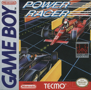 The Game Boy Database - Power Racer