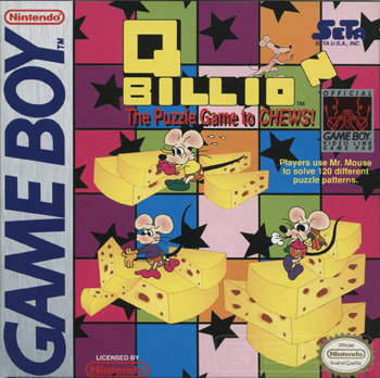 The Game Boy Database - Q Billion