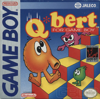 The Game Boy Database - Q*bert
