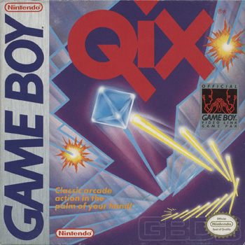 The Game Boy Database - Qix