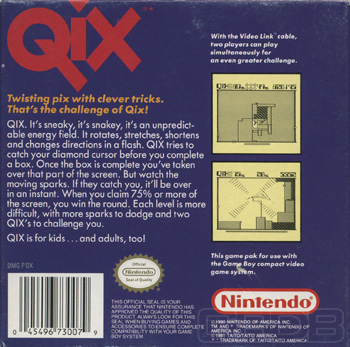 The Game Boy Database - qix_12_box_back.jpg