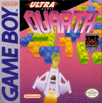 The Game Boy Database - Quarth