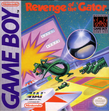 The Game Boy Database - Revenge of the 'Gator