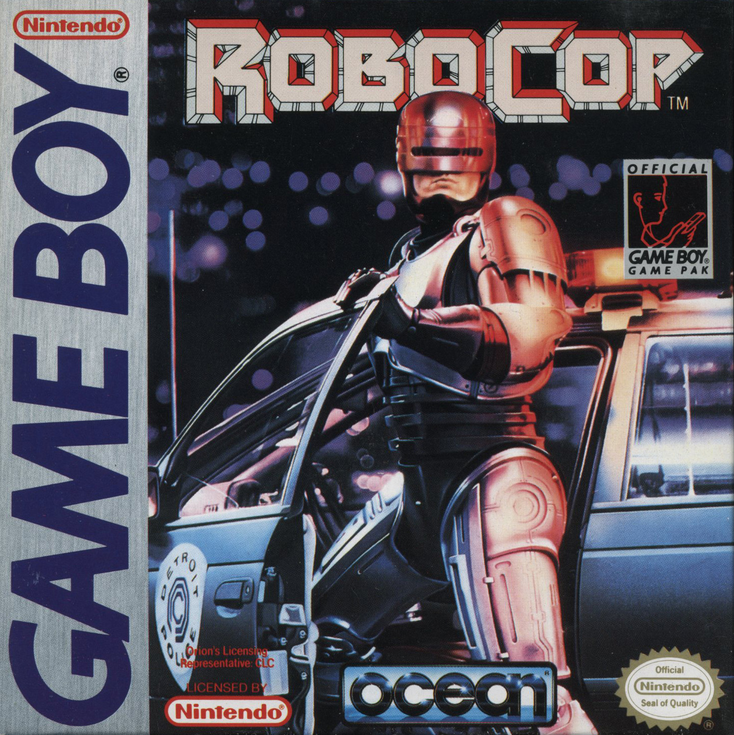 The Game Boy Database - Robocop