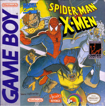 The Game Boy Database - Spider-Man/X-Men: Arcade's Revenge