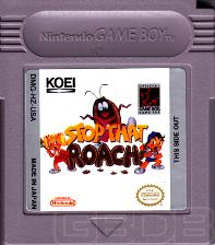 The Game Boy Database - Stop that Roach!
