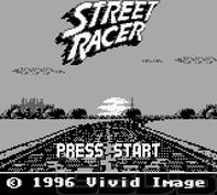 The Game Boy Database - Street Racer