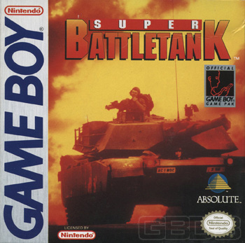 The Game Boy Database - Super Battletank