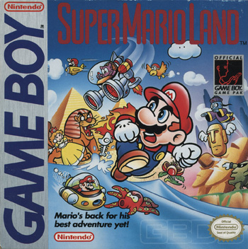 The Game Boy Database - Super Mario Land