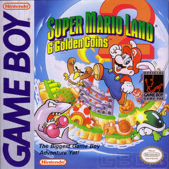 The Game Boy Database - Super Mario Land 2: 6 Golden Coins