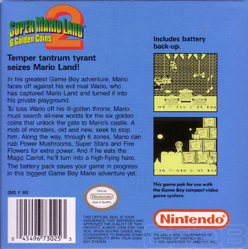 The Game Boy Database - super_mario_land_2_12_box_back.jpg