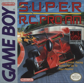 The Game Boy Database - Super R.C. Pro-Am