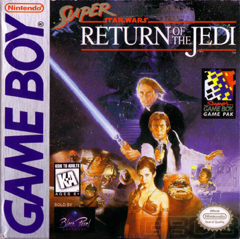 The Game Boy Database - Super Star Wars: Return of the Jedi
