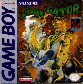 The Game Boy Database - Tail 'Gator