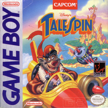 The Game Boy Database - TaleSpin, Disney's