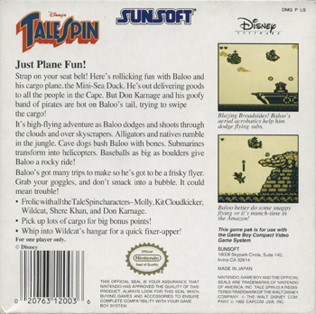 Super Baloo/Talespin (Playmates et autres) 1991 Talespin_32_variant_box_back