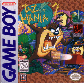 The Game Boy Database - Taz-Mania 2