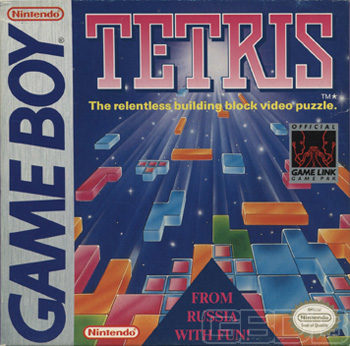 The Game Boy Database - Tetris