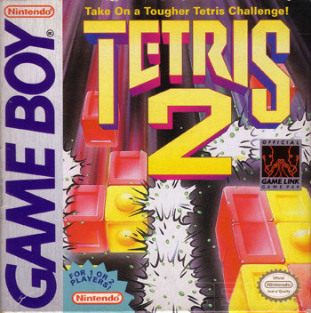 The Game Boy Database - Tetris 2