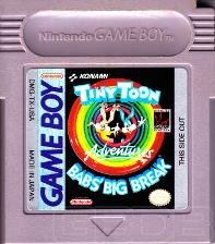 The Game Boy Database - Tiny Toon Adventures: Babs' Big Break