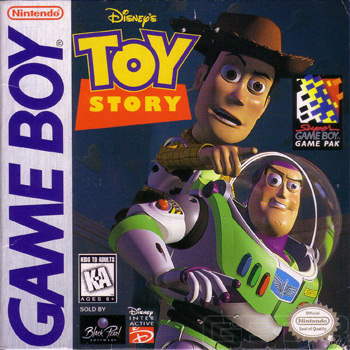 The Game Boy Database - Toy Story