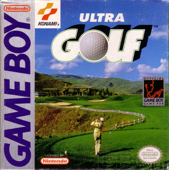 The Game Boy Database - Ultra Golf