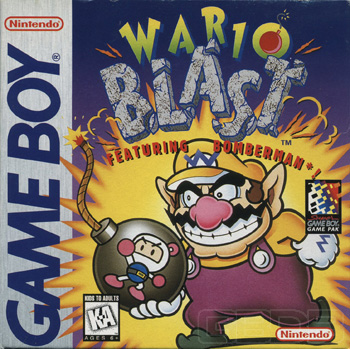 The Game Boy Database - Wario Blast
