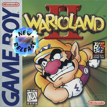 The Game Boy Database - Wario Land II