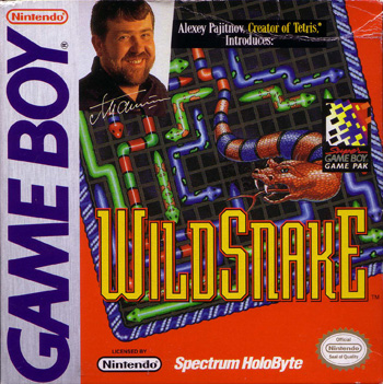 The Game Boy Database - Wild Snake
