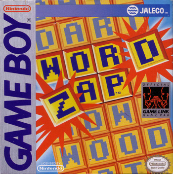 The Game Boy Database - Word Zap