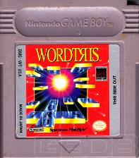 The Game Boy Database - Wordtris