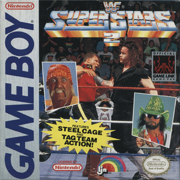 The Game Boy Database - WWF Superstars 2