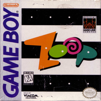 The Game Boy Database - Zoop